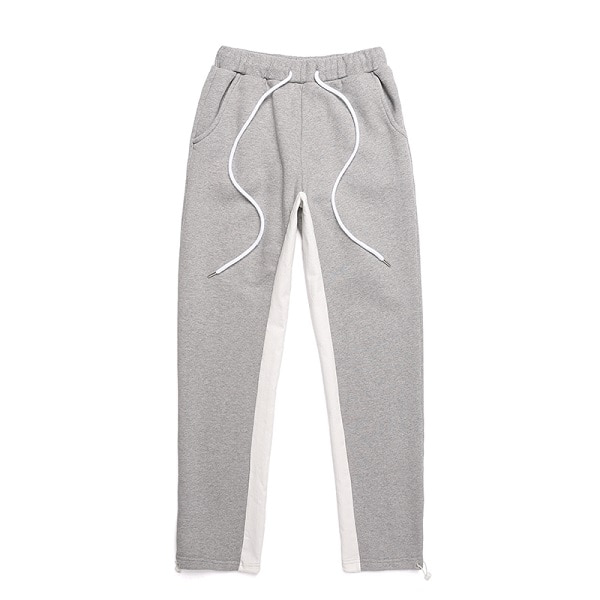 COTTONMIX PANTS[GRAY]