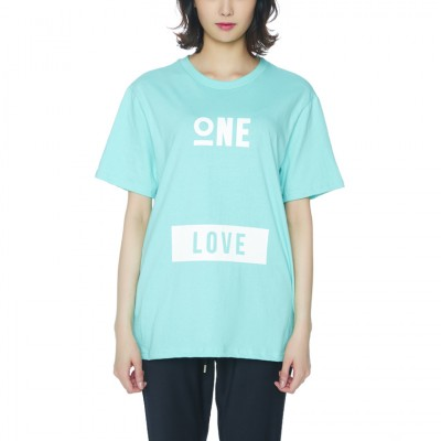 ONE LOVE T-SHIRTS [MINT]