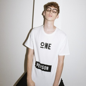 전사이즈 재입고ONEPERSON T-SHIRTS[WHITE]