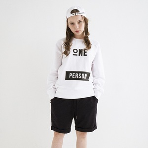 ONEPERSON SWEATSHIRTS[WHITE]