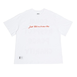 SIGNATURE OVER T-SHIRTS[WHITE]
