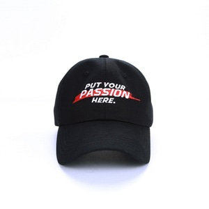 PASSION CAP[BLACK]