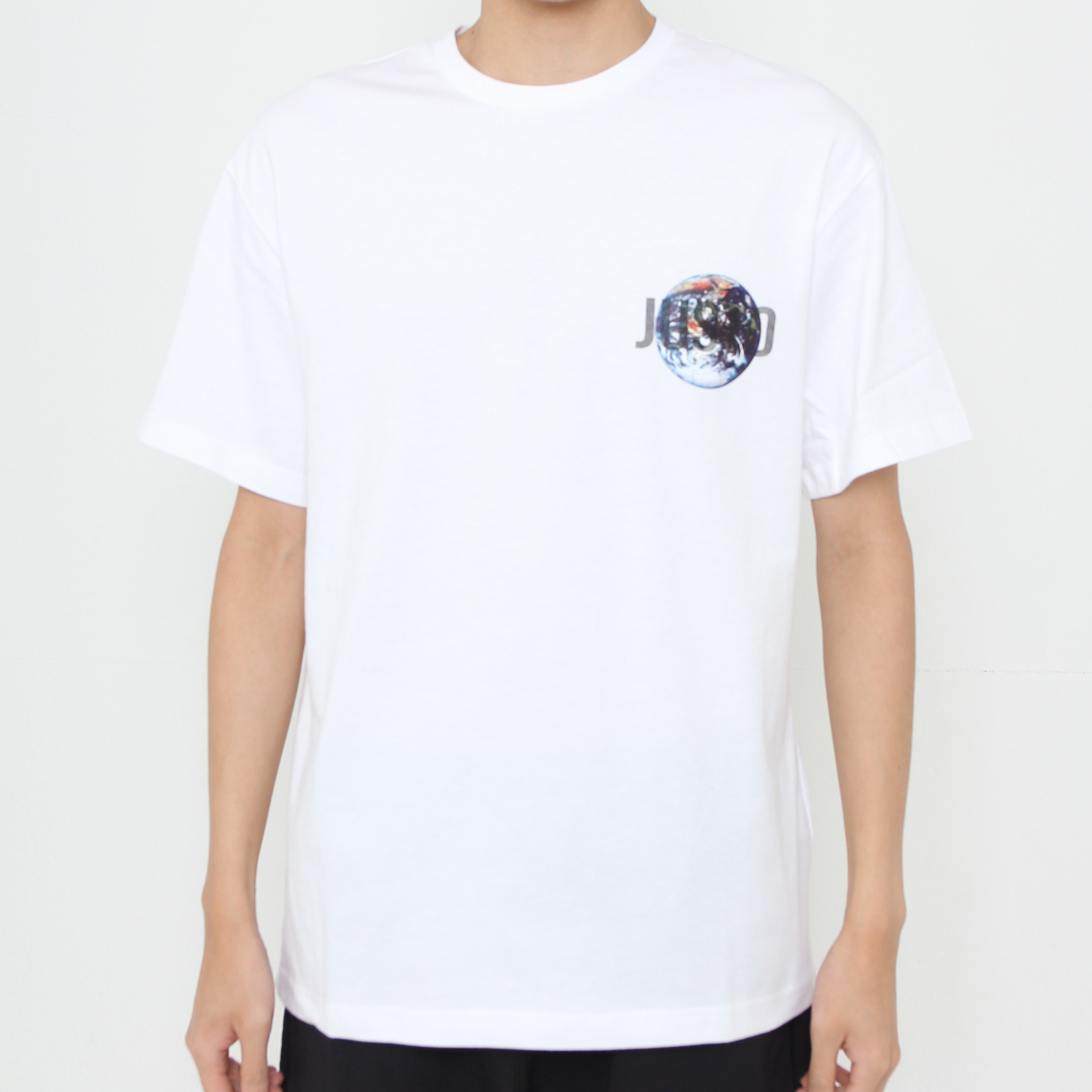 SAVE THE EARTH T-SHIRTS[WHITE]
