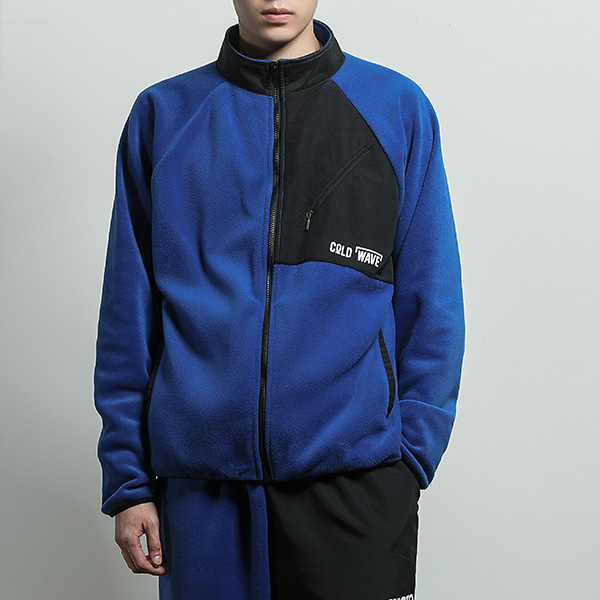 JUSTO fleece jacket[blue]