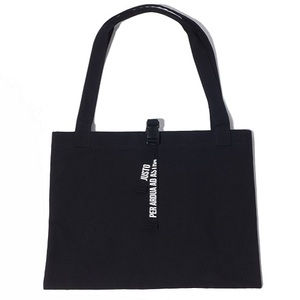 (2018.재입고 완료)STRAP ECOBAG[BLACK]