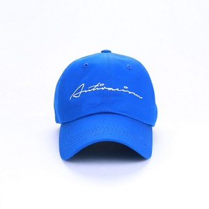 ANTIRACISM CAP[BLUE]